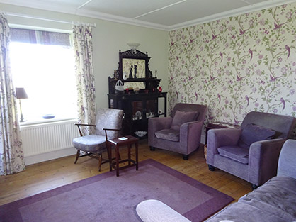 Treeve Moor House Lounge