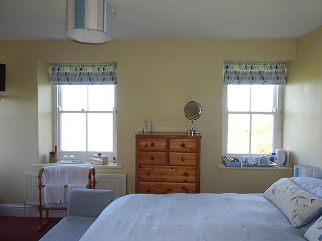 Seven Stones Double Bedroom