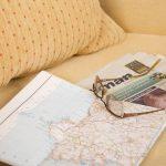 Maps and Cornishman newspaper