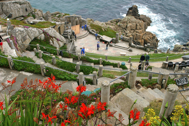 Bed And Breakfast Near Minack Theatre Cornwall